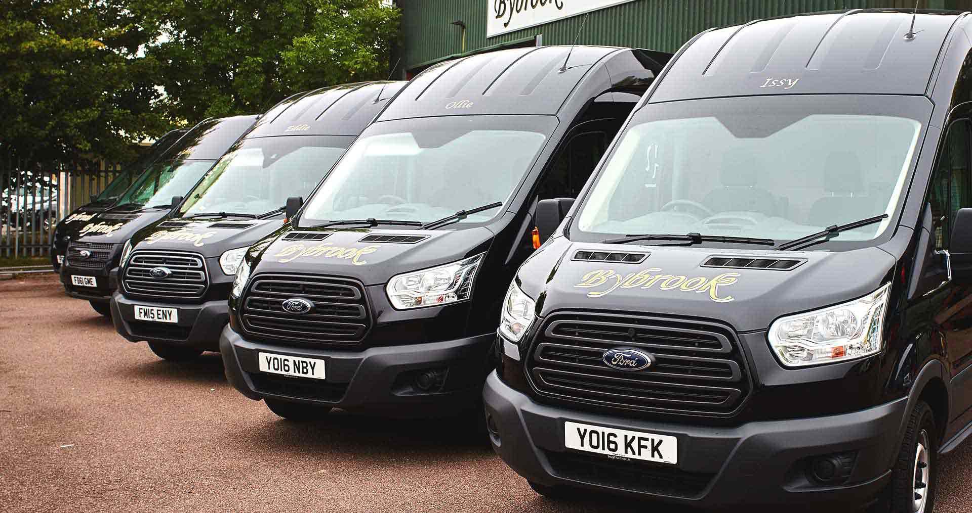 bybrook vans