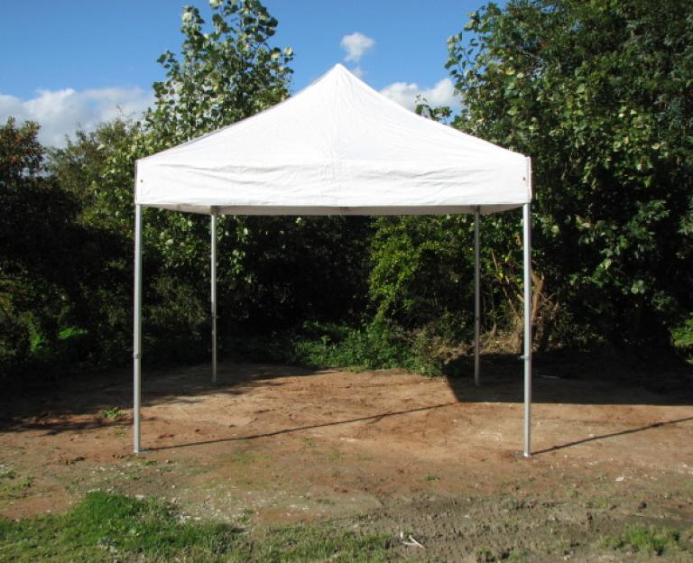 pop up Mini Marquee