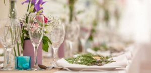 Rosemary Bundle Table Decoration