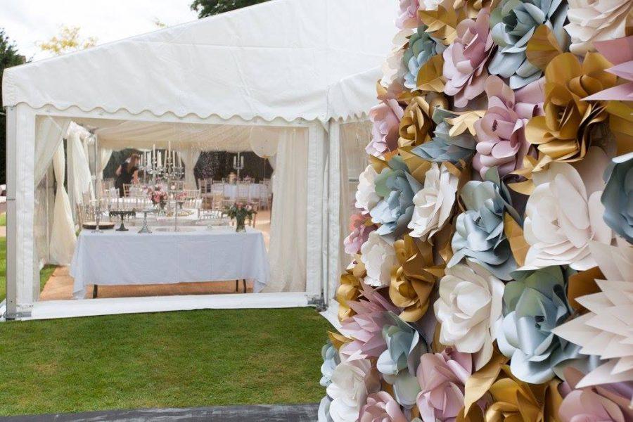 Tableware wedding party