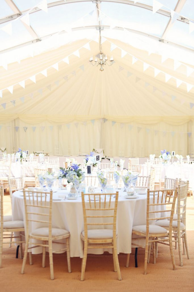 Interior Marquee Decoration