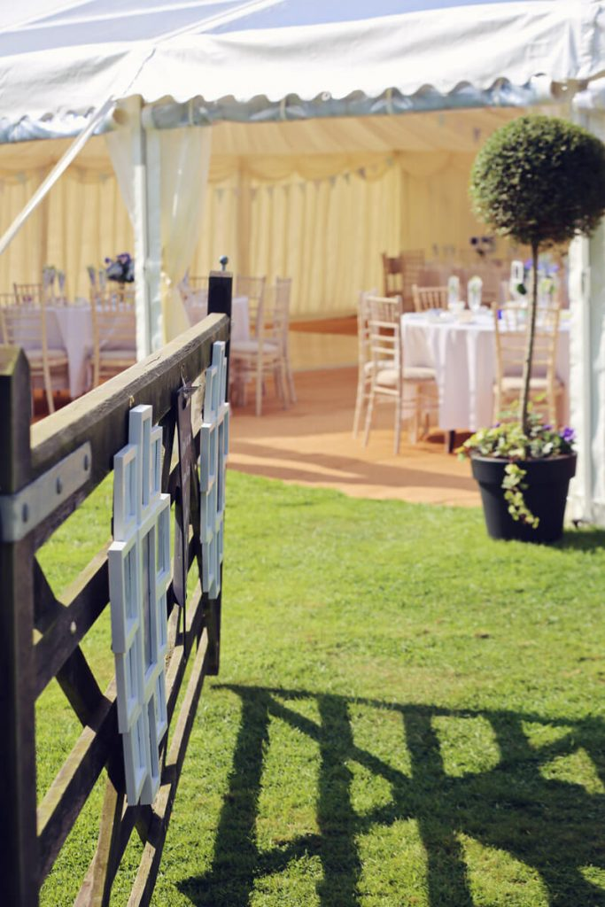 Marquee Hire and decor