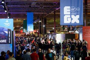 EGX Games Show NEC