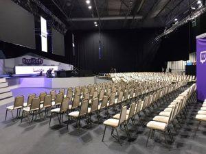Twitch Stage