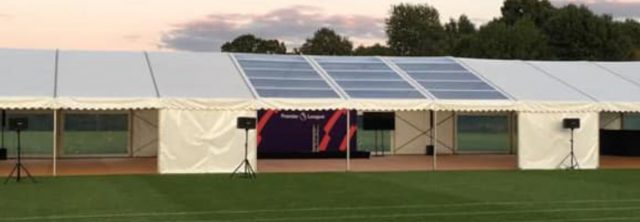 large Premier League marquee event